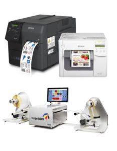 Etiketi printer neljavärvitrükk
